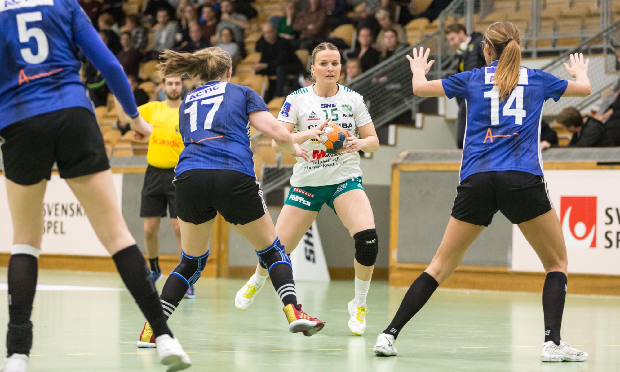 Eva Björk Davidsdottir, 23 feb 20
